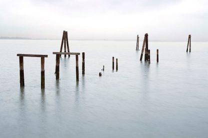 ABSFH159C - Blaustein, Alan - Antique Pier #79