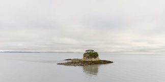 ABSFH163 - Blaustein, Alan - Bay Island Pano #132