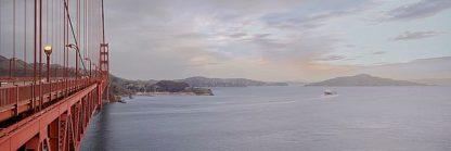 ABSFH166 - Blaustein, Alan - Golden Gate Bridge Pano #122
