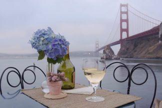 ABSFH294 - Blaustein, Alan - Dream Cafe Golden Gate Bridge #3