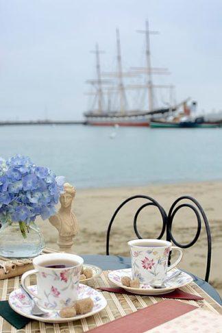 ABSFH333 - Blaustein, Alan - Dream Cafe Hyde St Pier #30