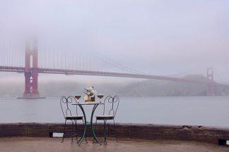 ABSFH349 - Blaustein, Alan - Dream Cafe Golden Gate Bridge #58