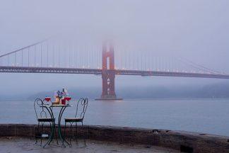 ABSFH350 - Blaustein, Alan - Dream Cafe Golden Gate Bridge #56