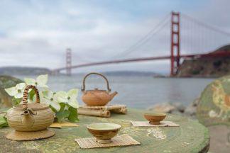 ABSFH359 - Blaustein, Alan - Dream Cafe Golden Gate Bridge #66