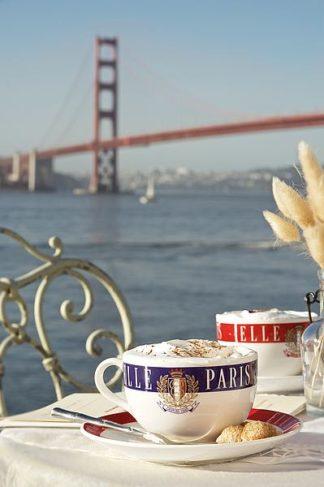 ABSFH377 - Blaustein, Alan - Dream Cafe Golden Gate Bridge #76