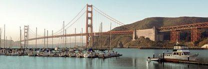ABSFH89A - Blaustein, Alan - Golden Gate Bridge #33