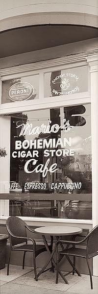 ABSFV07 - Blaustein, Alan - Mario's Cigar Store Pano #1
