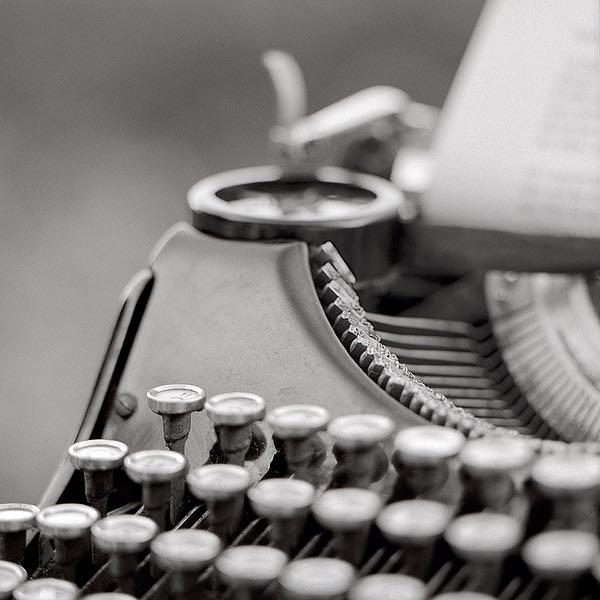 ABSL133 - Blaustein, Alan - Retro-Typewriter #2
