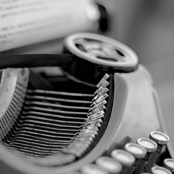 ABSL134 - Blaustein, Alan - Retro-Typewriter #3