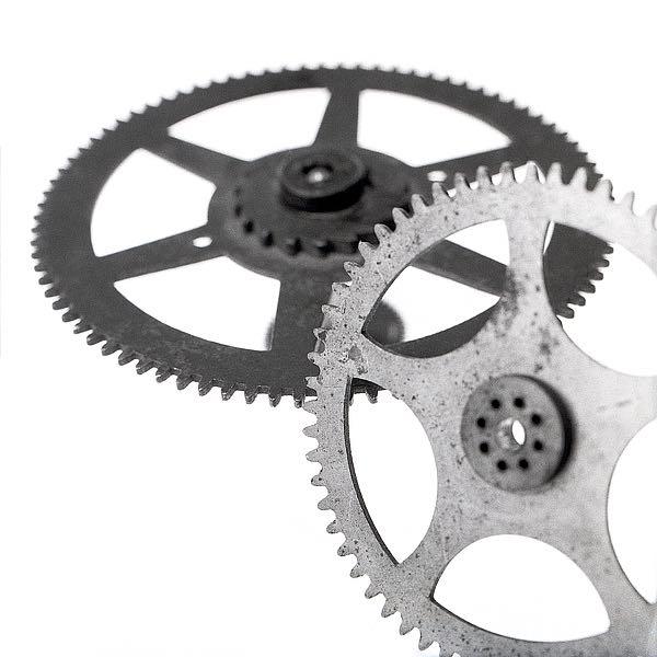 ABSL141 - Blaustein, Alan - Retro- Gears #1