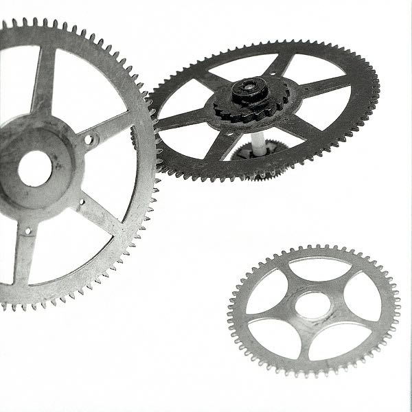 ABSL143 - Blaustein, Alan - Retro- Gears #3