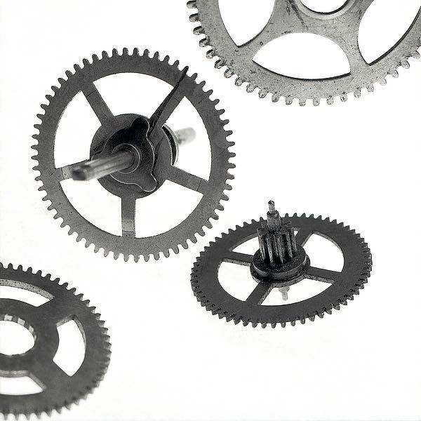 ABSL151 - Blaustein, Alan - Retro- Gears #11