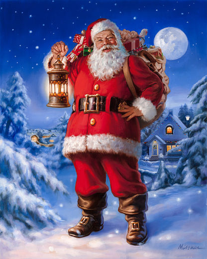 AJ1193 - Missman, Mark - Christmas Eve