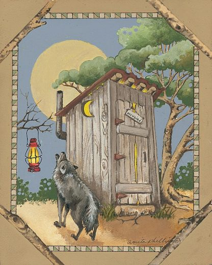 AP1217 - Phillips, Anita - Wolf Howling