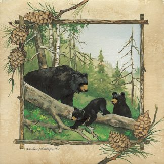 AP1319 - Phillips, Anita - Black Bears