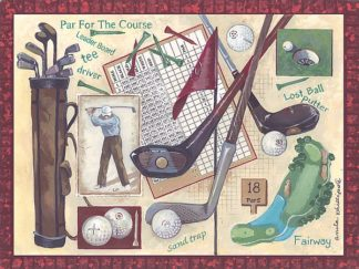 AP1488 - Phillips, Anita - Golf Clubs I