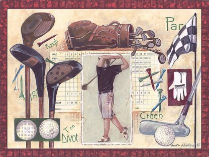 AP1489 - Phillips, Anita - Golf Swing