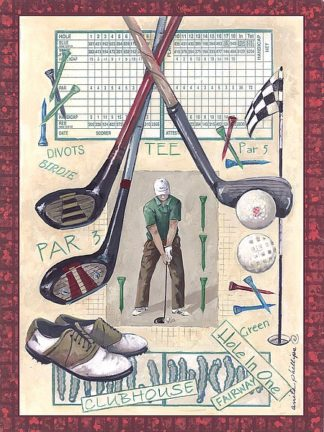 AP1490 - Phillips, Anita - Golf Swing I