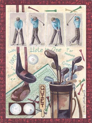 AP1491 - Phillips, Anita - Golf Clubs and Golf Balls