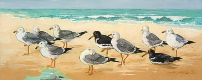 AP1537 - Phillips, Anita - Seagulls and Sand