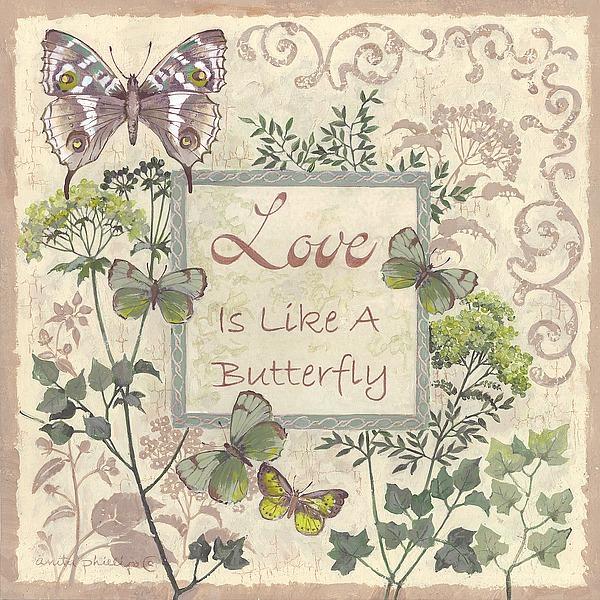 AP1571 - Phillips, Anita - Love and Butterflies