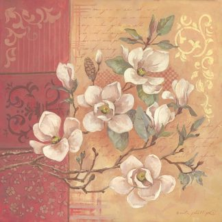 AP1614 - Phillips, Anita - Magnolia and Leaves
