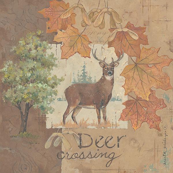 AP1623 - Phillips, Anita - Deer / Deer / Elk Crossesing