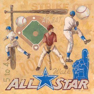 AP1650 - Phillips, Anita - All Star