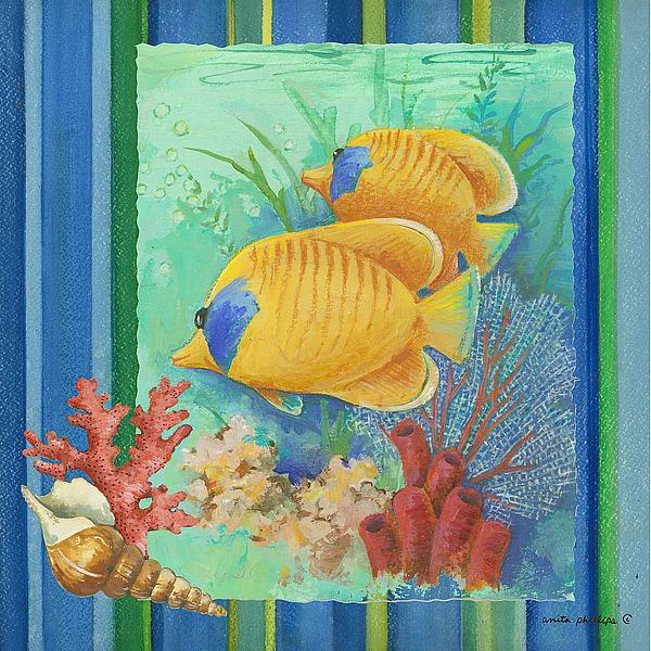 AP1874 - Phillips, Anita - Tropical Fish II