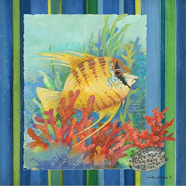 AP1875 - Phillips, Anita - Tropical Fish III