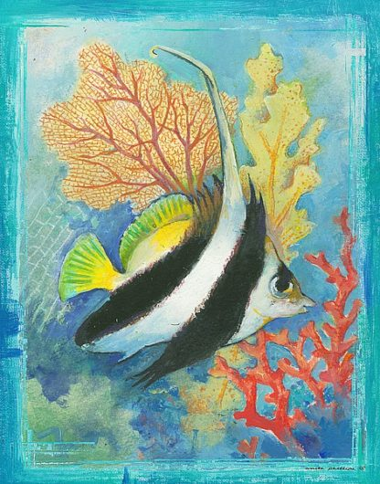 AP1877 - Phillips, Anita - Tropical Fish I