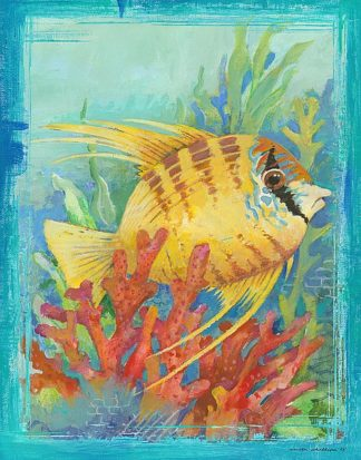 AP1880 - Phillips, Anita - Tropical Fish IV