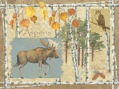 AP1909 - Phillips, Anita - Moose and Aspens