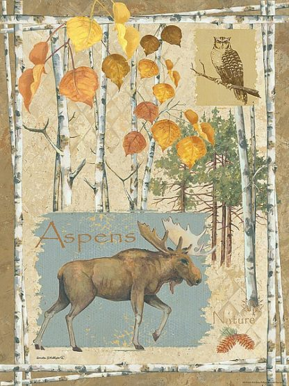 AP1910 - Phillips, Anita - Moose and Aspens