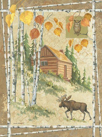 AP1920 - Phillips, Anita - Moose Cabin