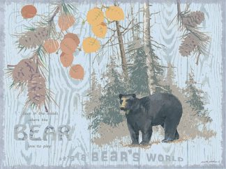 AP1933 - Phillips, Anita - Bear's World Gray