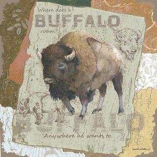 AP1947 - Phillips, Anita - Buffalo Roam