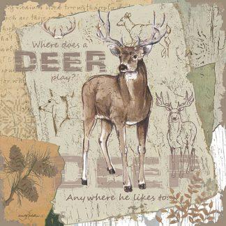 AP1948 - Phillips, Anita - Deer Play