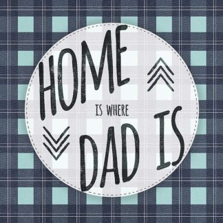 AS1135 - Hutchins, Ashley - Home is Where Dad Is