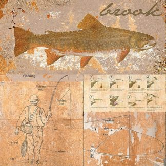 AW1004 - Sullivan, Andrew - Brook Trout