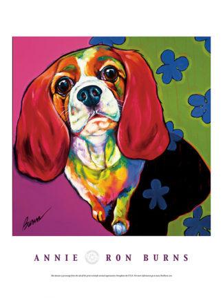B1037 - Burns, Ron - Annie