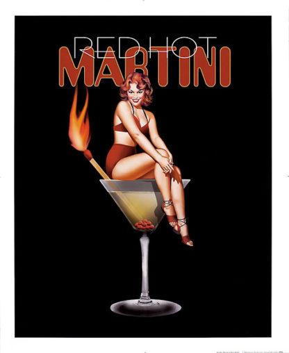 B1066 - Burch, Ralph - Red Hot Martini