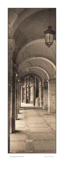 B1142 - Blaustein, Alan - Paseo del Espolon, Salamanca