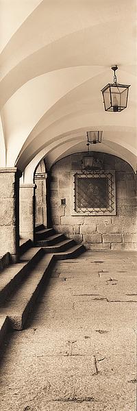 B1143D - Blaustein, Alan - Paseo de Canovas, Caceras