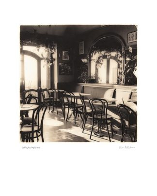 B1144 - Blaustein, Alan - Caffè, Montepulciano