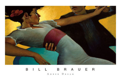 B1164 - Brauer, Bill - Amber Dream