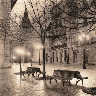 B1171D - Blaustein, Alan - Plaza de Porlier, Oviedo