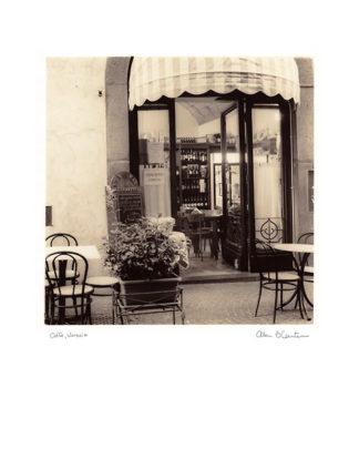 B1173 - Blaustein, Alan - Caffè, Umbria