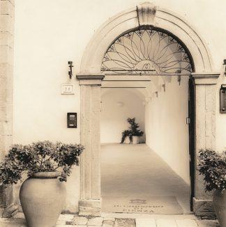 B1175D - Blaustein, Alan - Pienza, Toscana