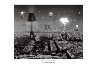 B1184 - Barbèy, Thomas - Paris, The City of Lights